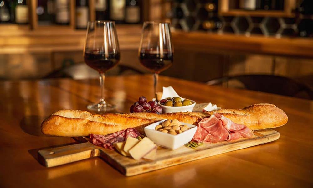 Origins Wine Bar & Wood Fired Pizza